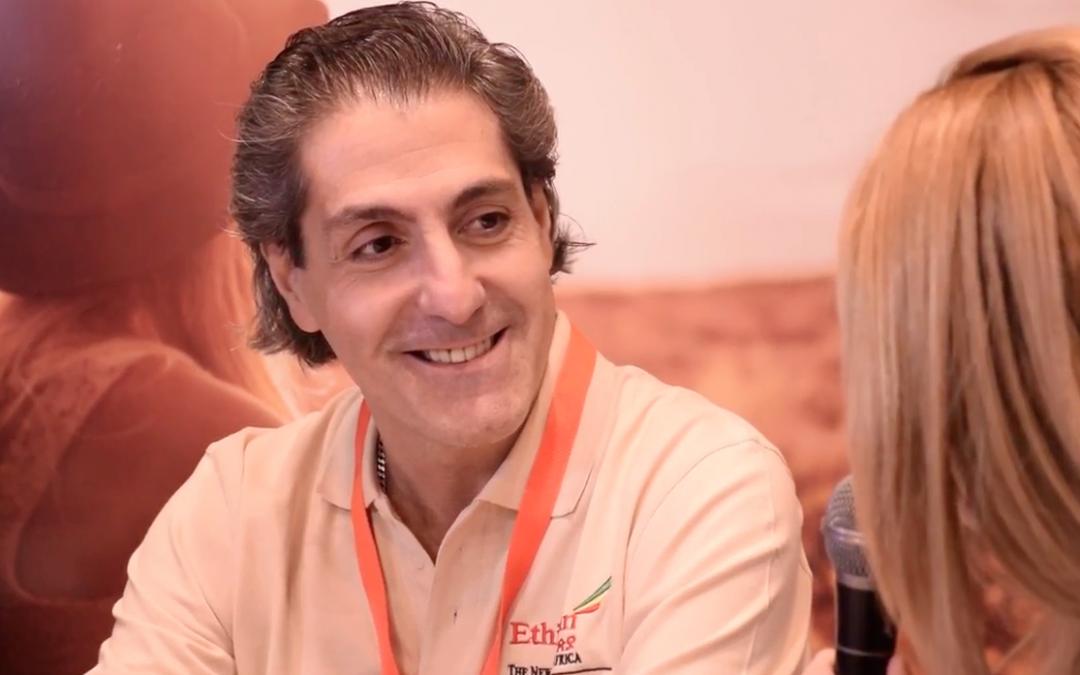 Javier De Dios, director de marketing de Ethiopian Airlines en España y Portugal #TeContamosFitur