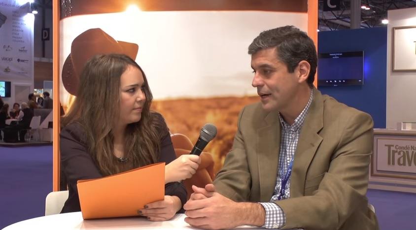 Nacho Giral, socio fundador y director general de viajes de Atrápalo #TeContamosFitur